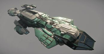 Constellation Phoenix Emerald with grey back - Front Starboard.jpg