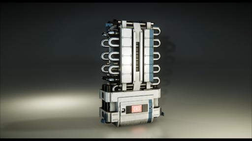 J-span cryostar cooler