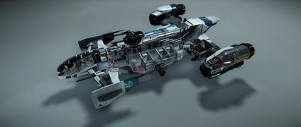 Star Citizen Cutlass Black Have Beds