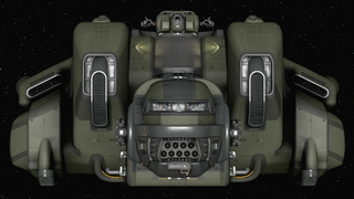 Starfarer Gemini in space - Front.png