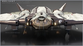 Drive A Tank >> Reliant Sen - Star Citizen Wiki