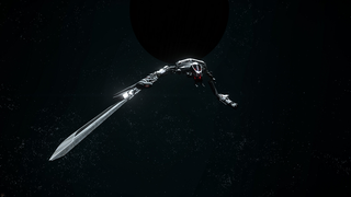 Scythe in flight with blade - Forward.png
