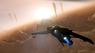 Star Citizen- Hornet Ghost over Green.png