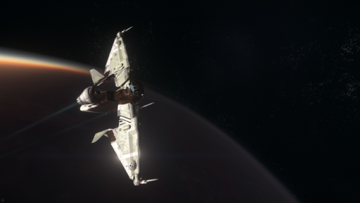 Tana - Flying away from Hurston - Front Starboard.png