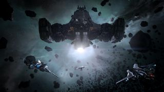 Reclaimer - Flying with Sabers x3 - Front.jpg
