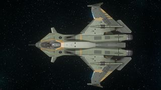 Gladius in space - Above.jpg