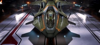Gladius Valiant in Idris bay - Front Above.jpg